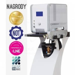Karboksyterapia urządzenie - Carboxytherapy TM dual MC2