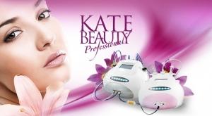 Nowoczesne urządzenia z firmy Kate Beauty Professional- zapewniają sukces w walce z cellulitem i w osiągnięciu wymarzonej sylwetki