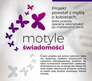 Projekt dla kobiet, które przeszły mastekstomie piersi