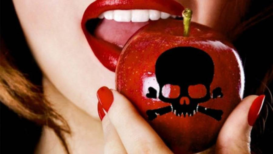 Przestań pluć jadem