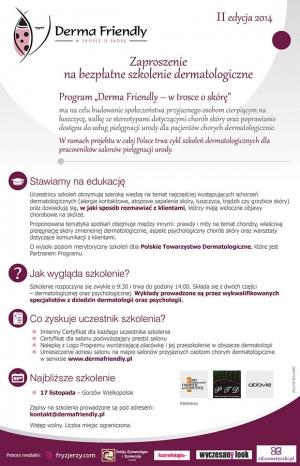 Derma Friendly - W trosce o skórę