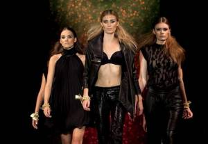 Secret Lashes Fashion Show
