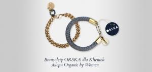 Anna Orska dla Organic by Women